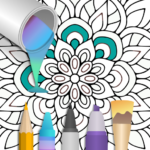 100+ Mandala coloring pages  APK Mod 213