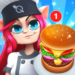 Chef Cat Ava 😺 Gourmet Seafood Roast 😋 Salad bar  APK Mod 1.0.3