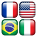 Flags of All Countries of the World: Guess-Quiz  APK Mod 1.94