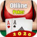 Poker Offline Free 2020 – Texas Holdem With Girl  APK Mod 3.0