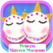 Princess Food Cooking And Baking: Unicorn Macarons  APK Mod 2.0