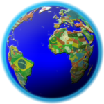 World Map Quiz: Coutries, Capitals, Flags  APK Mod 1.4.1
