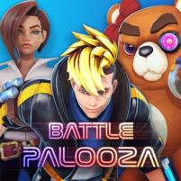 Battlepalooza Free PvP Arena Battle Royale  1.4.4 APK Mod
