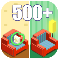 Find The Differences 500 – Sweet Home Design  APK Mod 2.0
