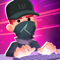 Hacking Hero – Cyber Adventure Clicker  APK Mod 1.0.7