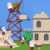 Idle Tower Builder: construction tycoon manager  APK Mod 1.0.10