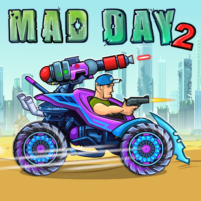Mad Day 2: Shoot the Aliens  APK Mod 2.0