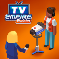 TV Empire Tycoon – Idle Management Game  APK Mod 0.9.52