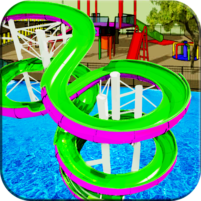 Water Slide Games Simulator  APK Mod 1.1.19