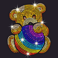 Diamond Coloring – Sequins Art & Paint by Numbers  APK Mod 1.4.3