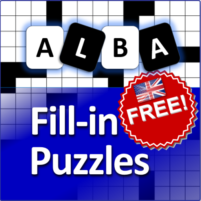 Fill it ins word puzzles – free crosswords 7.7 APK Mod