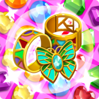 Jewel Witch Best Funny Three Match Puzzle Game Apk Mod 1 8 3 Unlimited Money Crack Games Download Latest For Android Androidhappymod