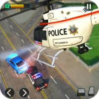 Police Cop Chase Racing: City Crime  APK Mod 0.7