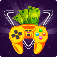 Real Cash Games : Win Big Prizes and Recharges  APK Mod 2.2