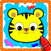 Animal Sounds for babies & Coloring book for kids 1.20 APK Mod