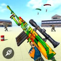Anti Terrorist Shooting Squad: Shooting Games 2021   APK Mod 2.7