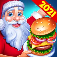 Christmas Fever Cooking Star Chef Cooking Games  1.1.9 APK Mod