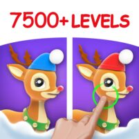 Differences in Eyes, Find & Spot all Differences 1.8.3 APK Mod