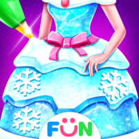 Ice Princess Comfy Cake -Baking Salon for Girls 1.6 APK Mod