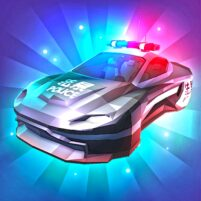 Merge Cyber Cars: Sci-fi Punk Future Merger 2.0.1 APK Mod