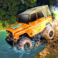 Off road Simulator ultimate extreme 4×4 Jeep rally 1.0 APK Mod