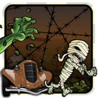 Run 'em over (ram the zombies) 1.1.23 APK Mod