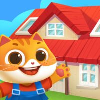 Tabby Town : Match 3 Puzzle 18 APK Mod