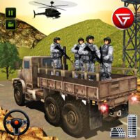 US Army Truck Driving 2018: Real Military Truck 3D 1.0.5  APK Mod