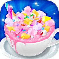 Unicorn Hot Chocolate – Dream Food Maker 1.3 APK Mod