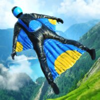 Base Jump Wing Suit Flying 0.9 APK Mod