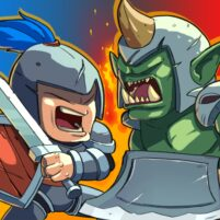 Clash of Legions Kingdom Rise  1.244 APK Mod