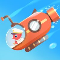 Dinosaur Submarine: Games for kids & toddlers 1.0.5 APK Mod