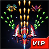 Galaxy Shooter : Falcon Squad Premium   APK Mod for Android