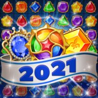 Jewels Mystery: Match 3 Puzzle  1.2.7 APK Mod