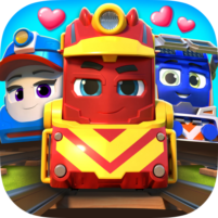 Mighty Express Play & Learn with Train Friends   APK Mod 1.3.1