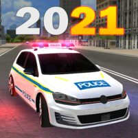 Police Car Game Simulation 2021 1.1 APK Mod