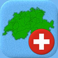 Swiss Cantons – Quiz about Switzerland's Geography 3.1.0 APK Mod