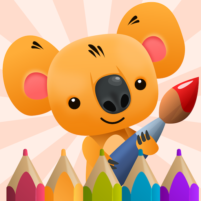 Сoloring Book for Kids with Koala 3.3 APK Mod