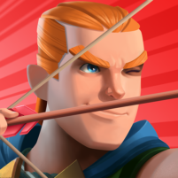 Middle Earth Heroes Hit and run, hunt darkness  1.1.4 APK Mod