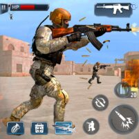 Special Ops 2020: Multiplayer Shooting Games 3D 1.1.3 APK Mod