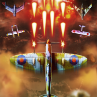 Top Fighter WWII airplane Shooter  27 APK Mod