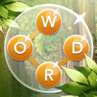 Word Connect Words of Nature: Word Games  1.2.44 APK Mod