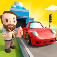 Idle Inventor – Factory Tycoon  1.0.6 APK Mod