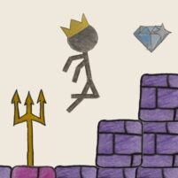 King of obstacles: Handmade adventure  0.4.9 APK Mod