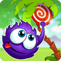 Catch the Candy: Red Holiday game! Lollipop Puzzle  APK Mod