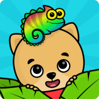 Baby puzzle games for toddlers  1.110 APK Mod