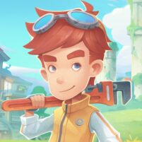 My Time at Portia  or Android APK Mod