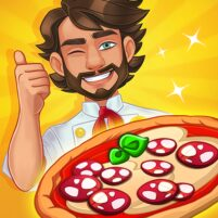 Pizza Empire – Pizza Restaurant Cooking Game  APK Mod