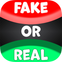 Real or Fake Test Quiz   True or False   Yes or No  APK Mod