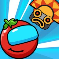 Red Bounce Ball Heroes  1.38 APK Mod
